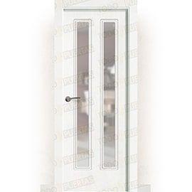 Puertas Baratas y Accesorios para puertas:  Puerta Block Maciza Lacada Blanca Mod. Chopin V2
