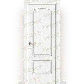 Puertas Baratas y Accesorios para puertas:  Puerta Block Maciza Lacada Blanca Mod. Ghana