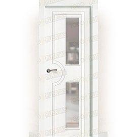 Puertas Baratas y Accesorios para puertas:  Puerta Block Maciza Lacada Blanca Mod. Mombasa V2