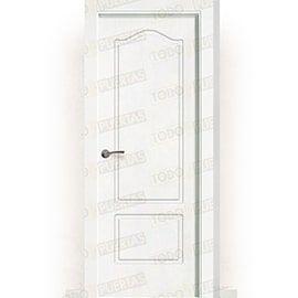 Puertas Baratas y Accesorios para puertas:  Puerta Block Maciza Lacada Blanca Mod. Togo