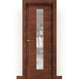 Puertas de Interior de Madera:  Puerta Block de Alta Calidad Mod. Dinamarca V1C