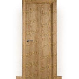 Puertas Baratas y Accesorios para puertas:  Puerta Block de Alta Calidad Mod. Islandia Roble
