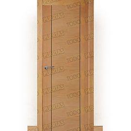 Puertas de Interior de Madera:  Puerta Block de Alta Calidad Mod. Oporto Grecado Ng Haya