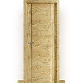 Puertas Baratas y Accesorios para puertas:  Puerta Block de Alta Calidad Mod. Oporto Grecado Ng pino melix