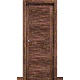 Puertas Baratas y Accesorios para puertas:  Puerta Block de Alta Calidad Mod. Oporto Nogal