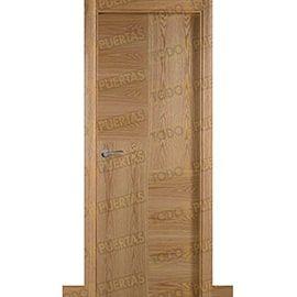 Puertas Lisas Modernas de Interior:  Puerta Block de Alta Calidad Mod. Sudáfrica