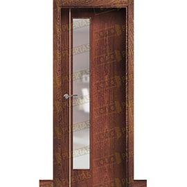 Puertas de Interior de Madera:  Puerta Block de Alta Calidad Mod. Suecia G1B sap ram v1l
