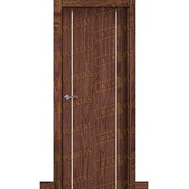 Puertas Baratas y Accesorios para puertas:  Puerta Block de Alta Calidad Mod. Suecia G2B Nogal