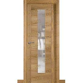 Puertas Baratas y Accesorios para puertas:  Puerta Block de Alta Calidad Mod. Támesis ROBLE V1C