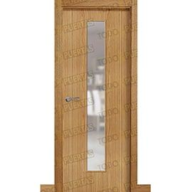 Puertas Baratas y Accesorios para puertas:  Puerta Block de Alta Calidad Mod. Tokyo Roble V1C