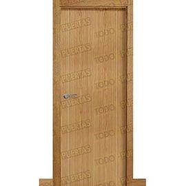 Puertas Lisas Modernas de Interior:  Puerta Block de Alta Calidad Mod. Tokyo Roble