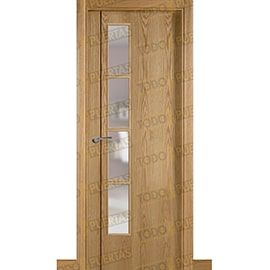 Puertas Baratas y Accesorios para puertas:  Puerta Block de Alta Calidad Mod. Zadar G1N Roble BV4L