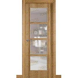 Puertas Baratas y Accesorios para puertas:  Puerta Block de Alta Calidad Mod. Zadar G2N Roble BV4