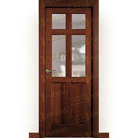 Puertas Baratas y Accesorios para puertas:  Puerta Block Maciza Mod. Altamira V4