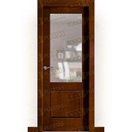 Puertas Rústicas de Interior:  Puerta Block Maciza Mod. Altea ZV1