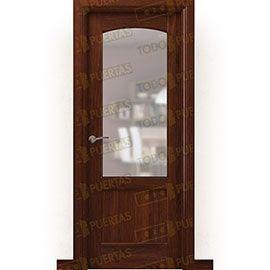Puertas Rústicas de Interior:  Puerta Block Maciza Mod. Benidorm ZV1