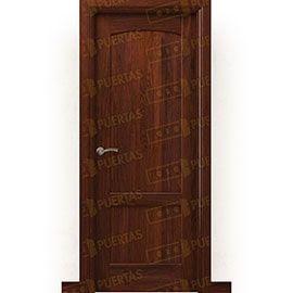Puertas Rústicas de Interior:  Puerta Block Maciza Mod. Benidorm