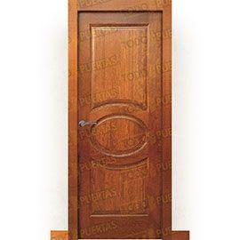 Puertas Baratas y Accesorios para puertas:  Puerta Block Maciza Mod. Coelho