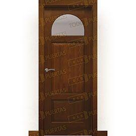Puertas Baratas y Accesorios para puertas:  Puerta Block Maciza Mod. Cortazar V
