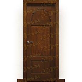 Puertas Rústicas de Interior:  Puerta Block Maciza Mod. Cortazar