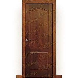 Puertas Rústicas de Interior:  Puerta Block Maciza Mod. Gadamer