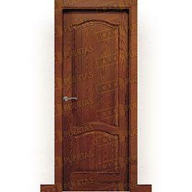 Puertas Rústicas de Interior:  Puerta Block Maciza Mod. Gallego