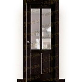 Puertas de Interior de Madera:  Puerta Block Maciza Mod. Grass V2