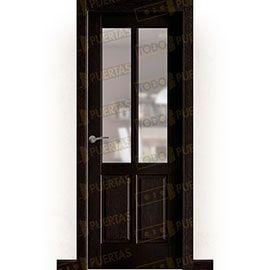 Puertas Rústicas de Interior:  Puerta Block Maciza Mod. Grass V2