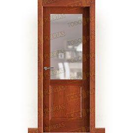 Puertas Rústicas de Interior:  Puerta Block Maciza Mod. Herodoto ZV1