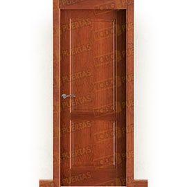 Puertas Rústicas de Interior:  Puerta Block Maciza Mod. Herodoto