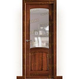 Puertas Rústicas de Interior:  Puerta Block Maciza Mod. Maquiavelo ZV1