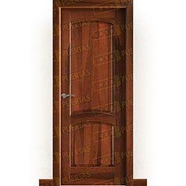 Puertas Rústicas de Interior:  Puerta Block Maciza Mod. Maquiavelo