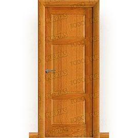 Puertas Rústicas de Interior:  Puerta Block Maciza Mod. Ovidio