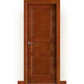 Puertas Baratas y Accesorios para puertas:  Puerta Block Maciza Mod. Rilker