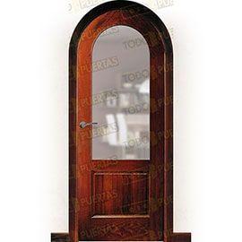Puertas de Interior de Madera:  Puerta Block Maciza Mod. Umbral ZV1