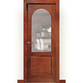 Puertas de Interior de Madera:  Puerta Block Maciza Mod. Venendre ZV1