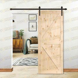 Puertas de Interior de Madera:  Puertas de granero, Modelo Unamuno