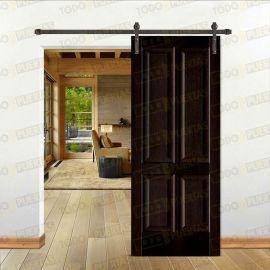 Puertas Baratas y Accesorios para puertas:  Puerta de pino macizo tipo Granero Mod. Grass