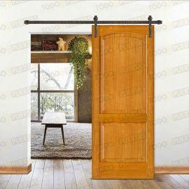 Puertas Baratas y Accesorios para puertas:  Puerta de pino macizo tipo Granero Mod. Melville
