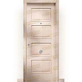 Puertas Blindadas:  Puerta de Entrada Blindada Clásica Acrópolis