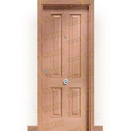 Puertas Blindadas:  Puerta de Entrada Blindada Clásica Uxmal