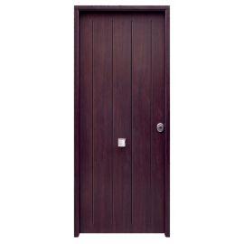 Puertas de Entrada y de Exterior de Madera:  Puerta Acorazada Alta Calidad Mod. 1150 SAGACOR 100