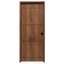 Puertas de Entrada y de Exterior de Madera:  Puerta Acorazada Alta Calidad Mod. 1150CL SAGACOR 100