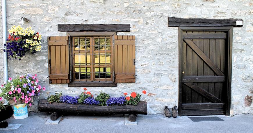 La madera en Puertas, ¿cuál elijo?