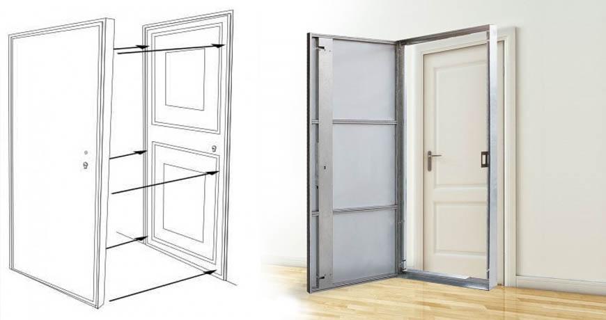 Puertas antiokupas, lo último en seguridad