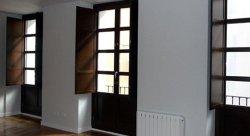 Balconeras de madera