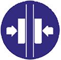 Casonetos para Puertas Correderas: Montantes Verticales