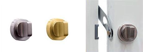 Limitador de apertura para Puertas acorazadas