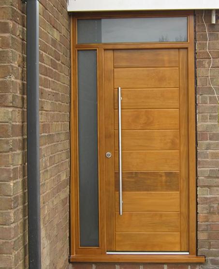 Puertas de entrada acorazadas