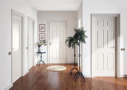 Ventajas de las puertas lacadas